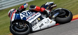 Loris Baz en Q2 à Austin. (Photo : Avintia)