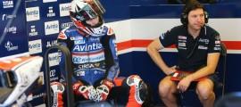 Loris Baz espère concrétiser à Jerez. (Photo : Avintia)