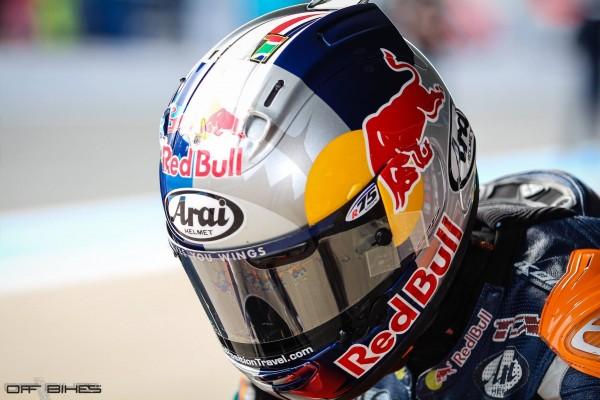 Brad Binder, incroyable vainqueur à Jerez depuis la dernière place.