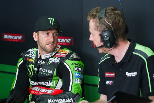 Tom Sykes retrouve la victoire à Sepang. (Photo : KRT)