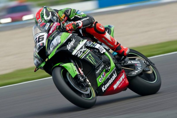 7/7 pour Tom Sykes à Donington. (Photo : KRT)