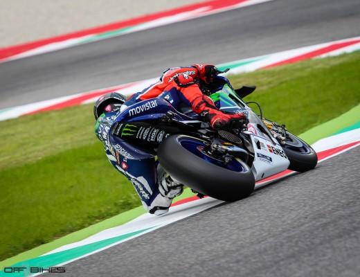 Jorge Lorenzo offre la 100e victoire à Yamaha en MotoGP.