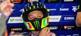 Valentino Rossi se concentre déjà sur le prochain Grand Prix de Catalogne.