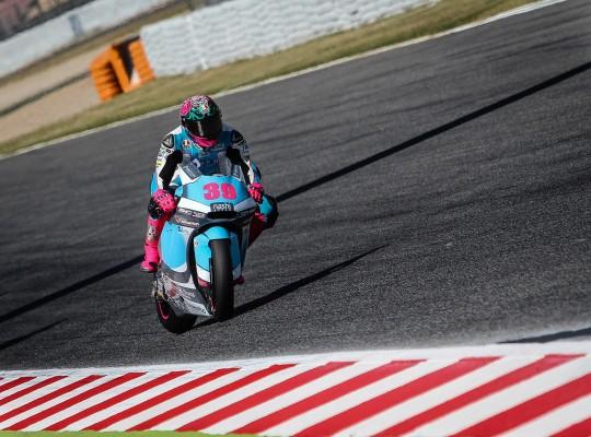 Luis Salom, Moto2 2016