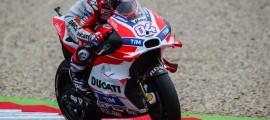 Dovizioso place la Ducati D16 GP en pole position à Assen (après Stoner en 2008)
