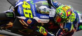 Valentino Rossi espère la même température qu'aujourd'hui dimanche.
