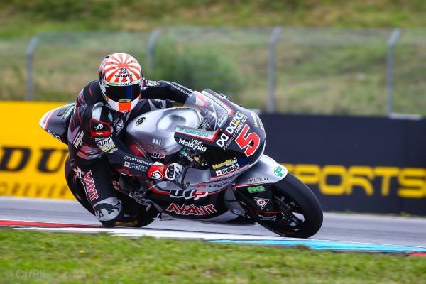 Johann Zarco, 15e pole de sa carrière à Brno.