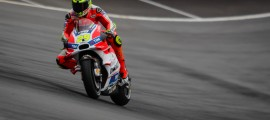 Iannone signe sa deuxième pole position en MotoGP.