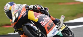 Brad Binder compte désormais 86 points d'avance au Championnat. (Photo : Ajo)