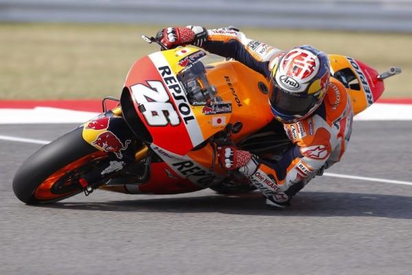 Le retour de Dani Pedrosa. (Photo : Honda Repsol)