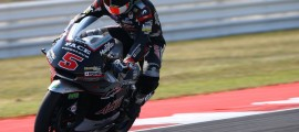 Johann Zarco enregistre sa 4e pole de la saison. (Photo : Ajo)