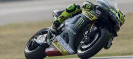 Pol Espargaro en tête vendredi à Misano. (Photo : Monster Yamaha Tech3)