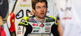 Crutchlow signe sa troisième pole position en MotoGP.
