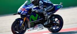 Jorge Lorenzo, 64e pole en Grand Prix. (Photo : Yamaha MotoGP)
