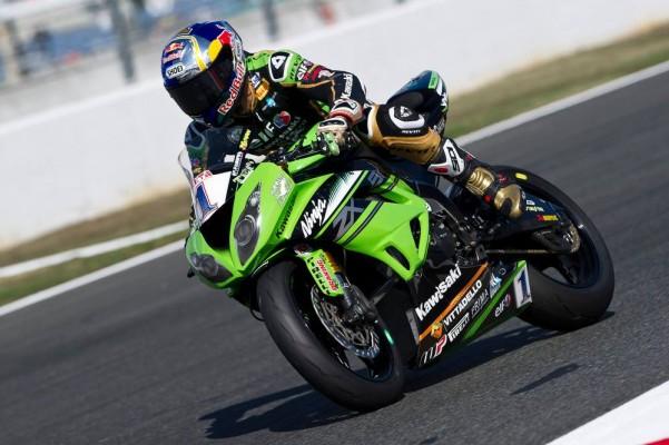 Si Kenan Sofuoglu demain, il s'emparera de sa cinquième couronne. (Photo : Kawasaki Racing)