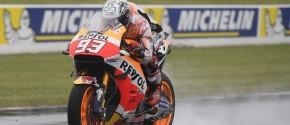 65e pole position de Marc Marquez, un nouveau record. (Photo : Honda Repsol)
