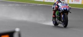 Lorenzo espérait la pluie ce dimanche à Sepang. (Photo : Yamaha Racing)