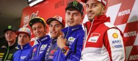 Le titre peut se jouer ce week-end. (Crédits : MotoGP.com)