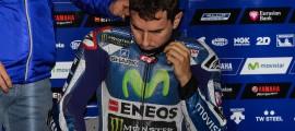 65e pole position pour Lorenzo, 39e en MotoGP.