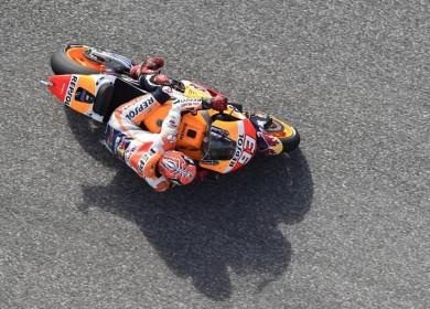 Marc Marquez est invaincu  au CoTA depuis l'introduction du circuit au calendrier en 2013. (Photo : Honda Repsol)