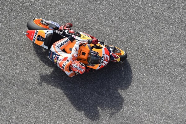 Marc Marquez est invaincu  au CoTA depuis l'introduction du circuit au calendrier en 2013. (Photo : Honda Repsol)