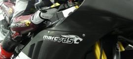 Scott Redding, un challenger pour le titre Moto2 cette saison.