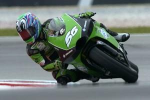 Après des longs et loyaux service pour Yamaha, l'experience Kawasaki.