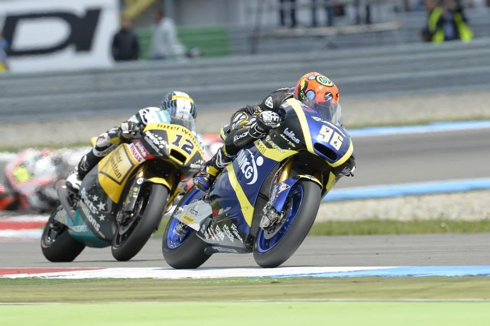 Meilleur résultat de la saison pour Louis Rossi, avec une belle 13ème place. (Photo : Team Tech 3)