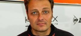 Emilio Alzamora, GP de France 2013