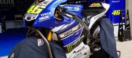 Mi-saison , 9 GP réalisés et 4 moteurs entamés pour les Yamaha M1, il en reste 9... (Photo :OffBikes)