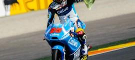 Maverick Viñales est Champion du Monde Moto3 2013. (Photo: Thomas/OffBikes).