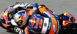 Jack Miller remporte sa 4ème victoire cette saison.  (Photo : Red Bull KTM Ajo)