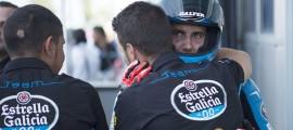 Doublé à Misano pour le team Estrella Galicia, Rins s'impose devant Marquez. (Photo : ©DR)