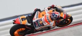 Marc Marquez, invincible aux États-Unis. (Photo : Honda Repsol)