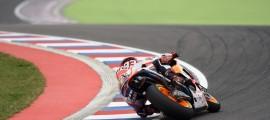 Marc Marquez signe sa 24ème pole position en MotoGP. (Photo : Honda Repsol)