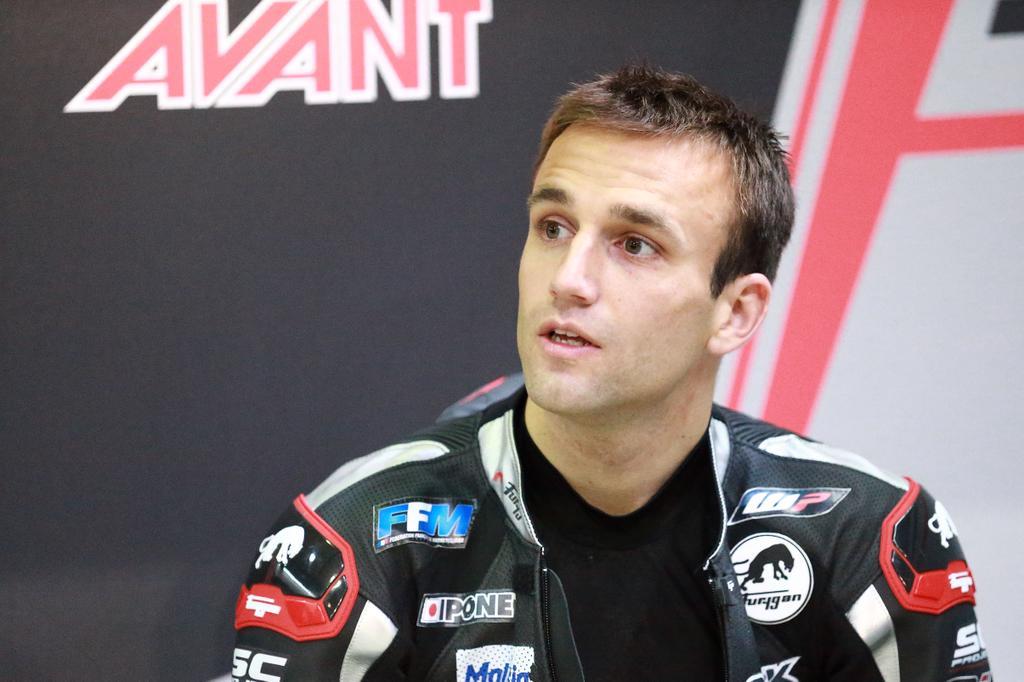 Contrairement à ses deux rivaux, Johann Zarco a su rester calme en restant sur ses roues. (Photo : Ajo Motorsports)