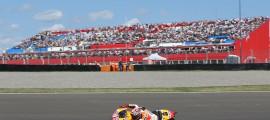 La saison dernière, Marc Marquez remportait son troisième Grand Prix consécutif en Argentine.