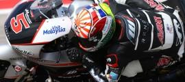 Johann Zarco manque le podium une nouvelle  (Photo : Ajo)