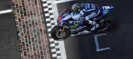 Jorge Lorenzo, MotoGP 2015 Indianapolis