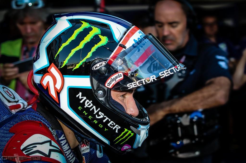 Jorge Lorenzo signe la pole position à Misano. Marc Marquez et Valentino complètent la première ligne.