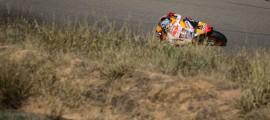 Marc Marquez, Aragon MotoGP 2015