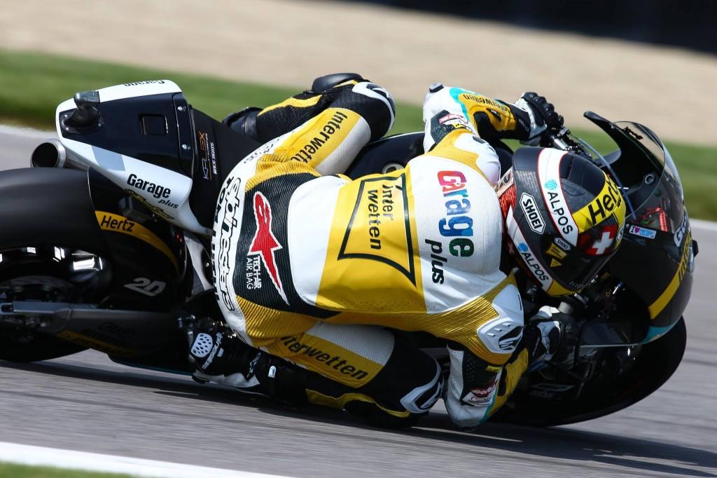 Tom Luthi mène la première journée à Sepang. (Photo : CarXpert Racing)