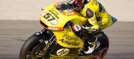 Edgar Pons évoluera dans la même équipe en Grand Prix la saison prochaine. (Photo : Pons Racing)