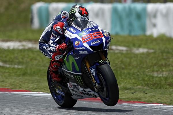 Jorge Lorenzo est le 'vainqueur' incontesté de ce premier test à Sepang. (Photo : Yamaha MotoGP)