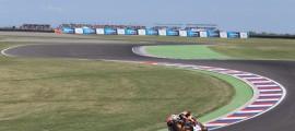 Le tracé de Termas de Rio Hondo est très apprécié des pilotes MotoGP. (Photo : HRC)