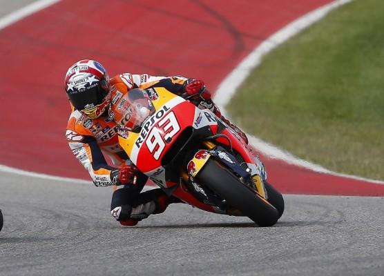 60e pole en Grand Prix pour Marc Marquez aujourd'hui à Austin.