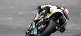 Tom Luthi domine la qualification au Mans. (Photo : CarXpert Racing)