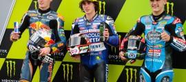 Niccolo Antonelli signe la 4e pole de sa carrière.