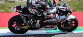 Johann Zarco gagne ce Grand Prix d'Italie devant Baldassarri.