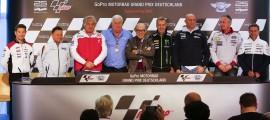 Le panorama des équipes indépendantes pour les 5 prochaines saisons. (Crédits : MotoGP.com)